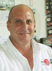 Cobus Lourens from Swartland.