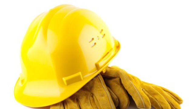 Man dies after collapse on site