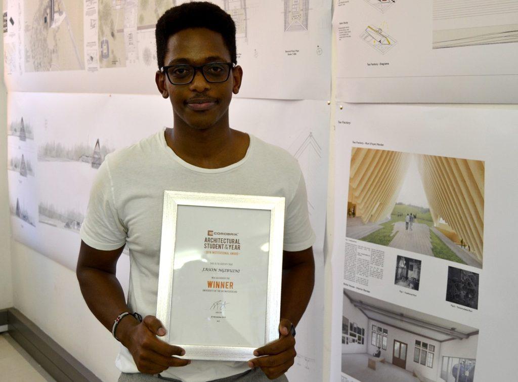 Winner Jason Ngibuini