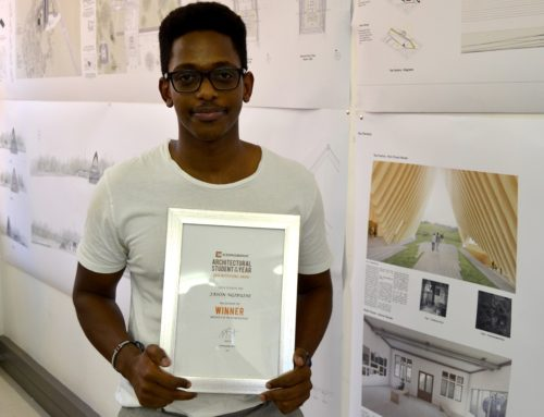 Architectural student regional winner announced