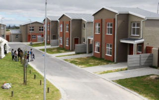 This development is a partnership between the City, the Western Cape Government's Department of Human Settlements, the social housing institution DCI Community Housing Services, the Passenger Rail Agency of South Africa, Intersite Asset Investments and the National Housing Finance Corporation, among others. Image credit: IOL