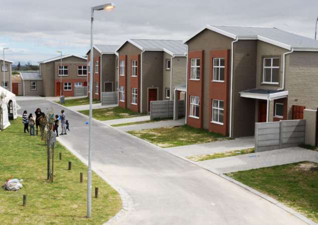 Located in Blue Downs, Western Cape is this large-scale human settlements project comprising 4 820 housing opportunities. Credit: IOL