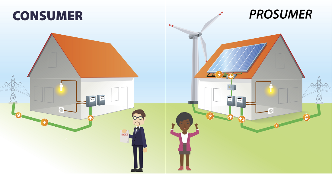 'Prosumers' key to addressing Africa's power challenges