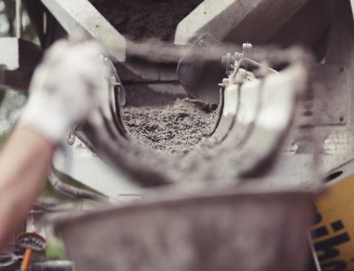Concrete's green challenge