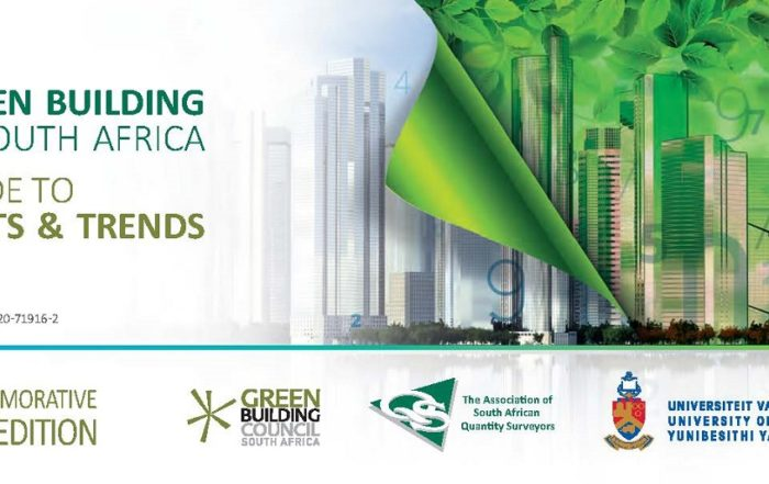 GBCA, ASAQS and UP launch SA green building guide