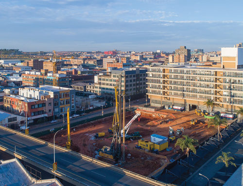 Jewel City brings six Joburg CBD blocks to life