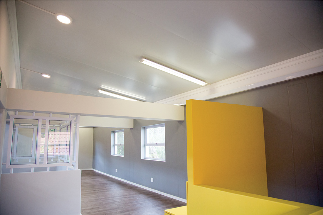 The Sunlands Primary School where the Intastor product was installed. Image: Intastor