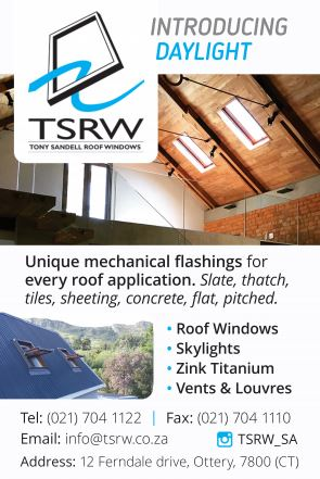 TSRW manufactures and installs: Roof windows, Skylights, Domes, Bespoke roof windows and skylights
