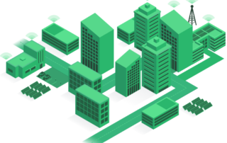 The future of smart buildings and cities is now