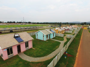 A variety of affordable housing options ranging from 40m2 up to 99m2 houses are available and rental apartments will also be coming soon.