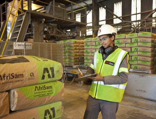 AfriSam continues to focus on carbon emission reduction
