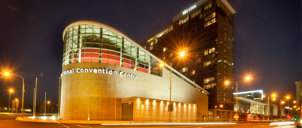 The Cape Town International Conference Centre. Image credit: CTICC