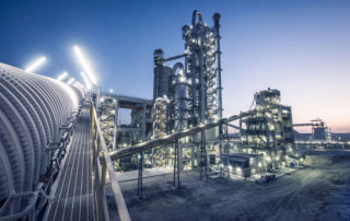 Traditional cement plants will become 10% to 15% more efficient. Image credit: ZKG International