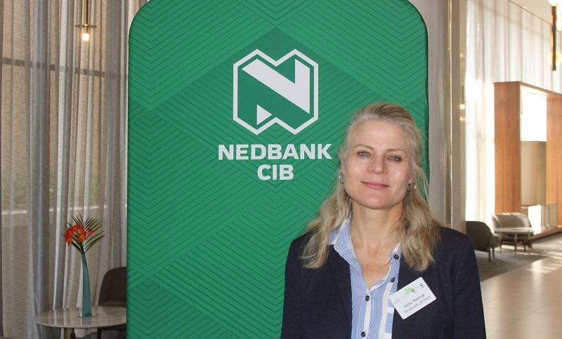 Nedbank senior economist, Nicola Weimar. Image credit: Eamonn Ryan
