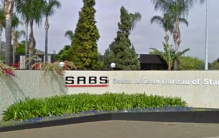SABS offices in Pretoria. Image credit: SABS