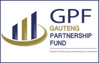 """To be a partner of choice in catalysing the funding and development of integrated and sustainable human settlements in Gauteng.""