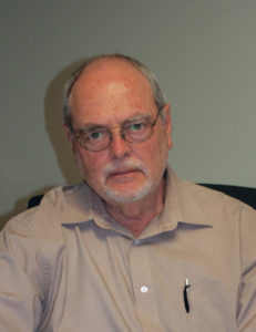 Professor Tinus Maritz, Acting CEO of the Joint Building Contracts Committee. (Eamonn Ryan)