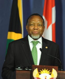 Former President of South Africa, Kgalema Motlanthe, is a confirmed speaker. Image credit: Encyclopedia Britannica