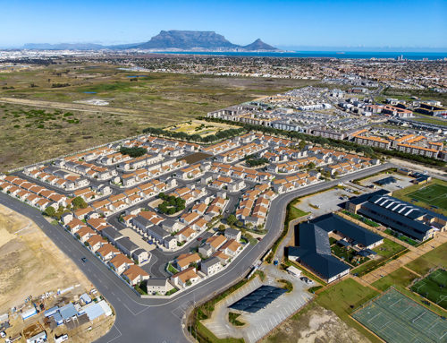 Addressing Cape Town's chronic affordable housing shortage