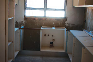 The final fittings in a home are most at risk as workers hasten to complete everything before deadline. (Eamonn Ryan)