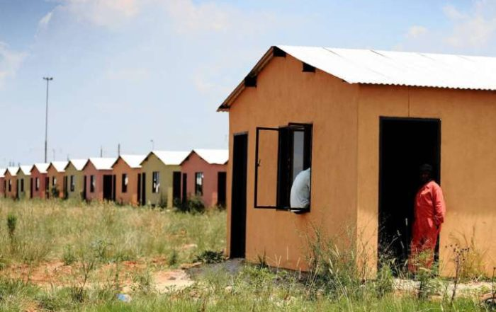 By 2021 the City of Cape Town should have a draft of an inclusionary housing policy for the working class. Image credit: IOL