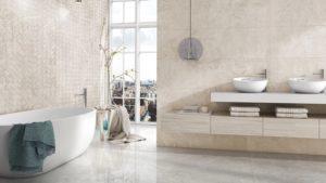 A bathroom. Image credit: Italtile