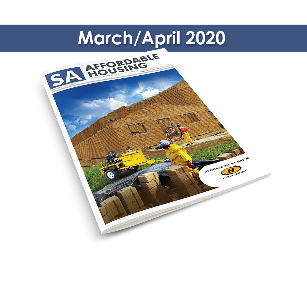 SA Affordable Housing - March/April 2020