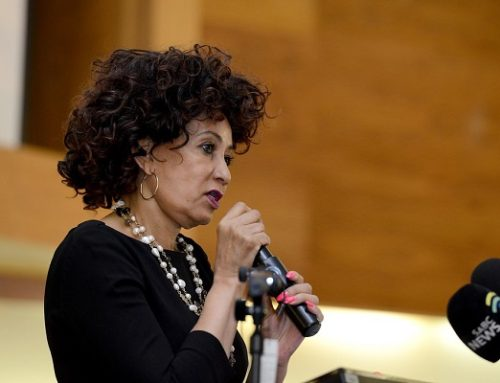 Extract from Minister L Sisulu's budget speech recently presented to Parliament