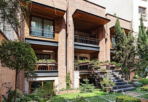 Clay brick moderates noise and temperature extremes in higher-density residential complexes, resulting in quieter neighbourhoods. Image credit: CBA