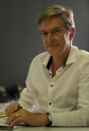 Patrick McInerney, Director of Co-Arc International Architects. Image credit: Co-Arc International Architects