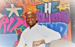 Bonga Xulu, Johannesburg Regional Portfolio Manager at TUHF. Image credit: TUHF