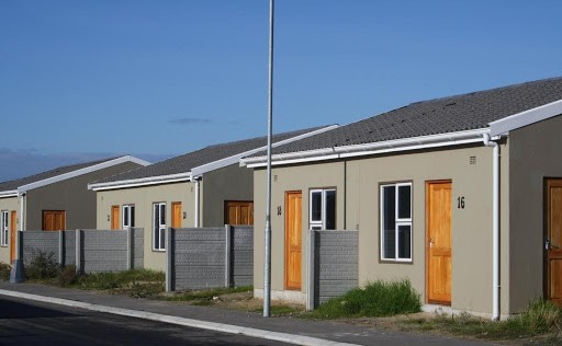 Typical housing settlement. Image credit: Future Cape Town