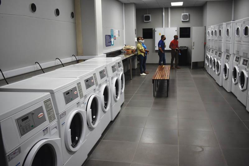 Fully-equipped laundry. ©SA Affordable Housing | Rory Macnamara