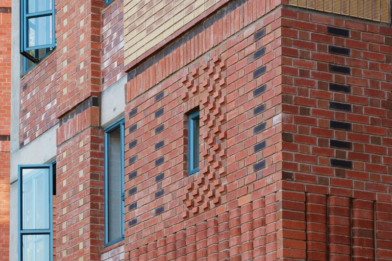 With its ability to regulate noise, air humidity and temperature, clay brick masonry maintains a comfortable interior through the hot, rainy summer months, or freezing Highveld nights. Photo by Clay Brick Association