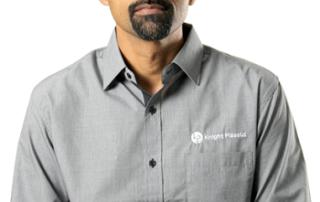Vishal Haripersad, Regional Manager for Knight Pièsold Africa. Photo by Knight Pièsold Africa