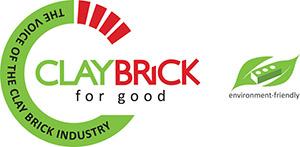 Energy-efficient clay brick