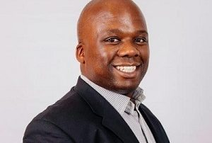 Malusi Mthuli, newly appointed President of the South African Institute of Valuers. Photo by SAIV