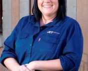 Kate Bester, Jet Demolition Contracts Manager. Photo by Jet Demolition