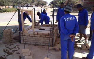 Skilled apprentices have undergone at least three years of training. This included both theoretical and practical instruction before completing a trade test.Photo by Tjeka Training Matters