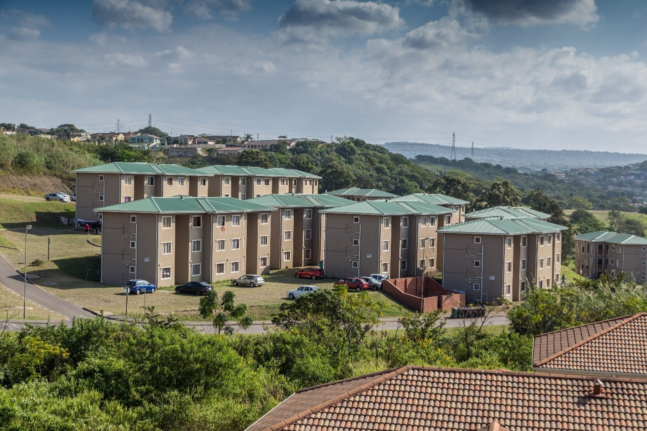 SHRA assesses impact of pandemic on KZN social housing projects